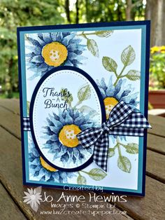 Independent Stampin' Up! Providing Stampin' Up! Order Stampin' Up! Card Making Inspiration, Making Ideas, Sunflower Cards, Stamping Up Cards, Rubber Stamping, Thanksgiving Cards, Fall Cards, Card Sketches, Copics