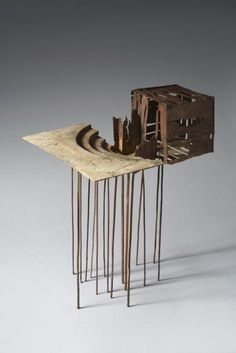 Fantastic! Concept Models Architecture, Maquette Architecture, Architecture Model Making, Architecture Design, Sculpture Ornementale, Abstract Sculpture, Sculpture Lessons, Abstract Art, Architectural Sculpture