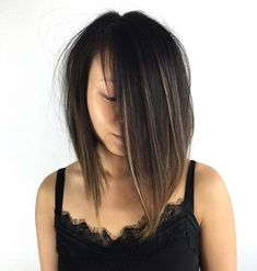 Black Hair Jet Black Hair with Golden Blonde Highlights Cabelo preto com mechas loiras douradas Bun Hairstyles For Long Hair, Short Black Hairstyles, Braids For Long Hair, Trendy Hairstyles, Straight Hairstyles, Hair Updo, Wedding Hairstyles, Black Hair With Blonde Highlights, Blonde Streaks