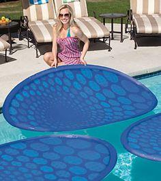 SwimWays Solar Spring Ring