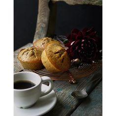 Kávovo-banánové muffiny | Coolinářka Cupcakes, Tableware, Cupcake Cakes, Dinnerware, Tablewares, Dishes, Place Settings, Cup Cakes, Muffin