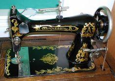 Domestic Sewing Machine Models