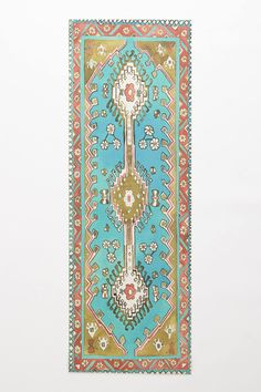 love this Magic Carpet Yoga Mat -  anthropologie.com