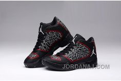 9aef8e3beb36f8 New Air Jordan XX9 Black White Gym Red 695515 023 Elephant For Sale Jordans  Girls