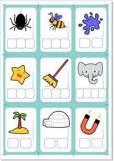 Fichas Lectura Vocales Infantil Imprimir Gratis Kids Learning Activities Special Education Behavior Interactive Activities