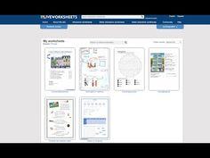 LiveWorksheets - πώς να δημιουργήσουμε διαδραστικά ΦΕ - YouTube Distance, Bullet Journal, Technology, Education, Youtube, Tech, Long Distance, Tecnologia, Onderwijs