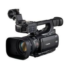 Canon Professional Camcorder with HD Video lens, Compact Flash (CF) Recording - Special price! Canon Professional Camcorder with HD Video lens, Compact Flash (CF) Recording Camcorder, Gopro, Cincinnati, 3d Video, Camera Equipment, Studio Equipment, Photo Equipment, Photography Gear, Digital Cameras