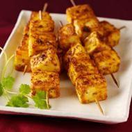 Paneer tikka (grilled paneer) recipe