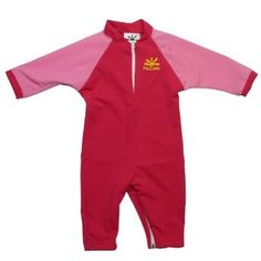 #9: Sun Protective Baby Suit by NoZone in your choice of colors.