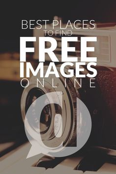 19 of the best resources for finding FREE images and photos (and even videos) to use in your blog posts, social media updates and websites! via @DustinWStout