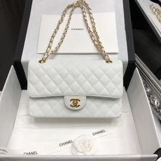There are lots of luxury and well designed Chanel bags in the stores this season. I mean, who doesn't like a Chanel bag? Chanel Handbags, Fashion Handbags, Tote Handbags, Purses And Handbags, Cheap Handbags, Wholesale Handbags, Chanel Bags, Handbags Online, Chanel Purse
