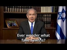 Bibi Netanyahu just revealed the truth about 'fake news' and CNN is not going to like it… – Israel Video Network