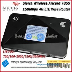 88.88$  Watch now - http://aligol.worldwells.pw/go.php?t=32763162631 - Original Unlock 150Mbps Sierra Wireless Aircard 785S Portable 4G LTE Mobile Hotspot And 4G LTE WiFi Router 88.88$