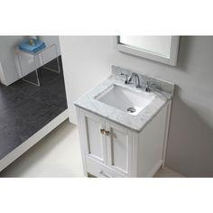 Caroline Avenue 24 inch Contemporary Bathroom Vanity