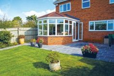Many homeowners choose to install a glass conservatory onto their home to gain a brand new space, though as it gets to the winter months they'll find it's too cold to use. The easy solution to this is a Guardian Roof. Visit today to find out morre!