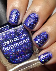 Deborah Lippmann Fall 2013 'Jewel Heist' Collection: Va Va Voom