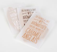 #typographic #packaging