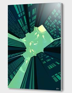 """""""Solitary dream"""", Numbered Edition Acrylic Glass Print by Budi Satria Kwan - From $79.00 - Curioos"""