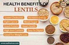 7 Amazing Health Benefits Of Lentils