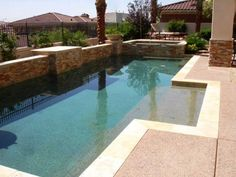 17 Spectacular Narrow Swimming Pool Designs That Will Amaze You  Narrow Pool Designs