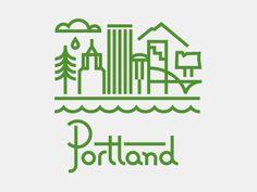 Portland by Chris Streger