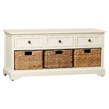 Layla Storage Bench