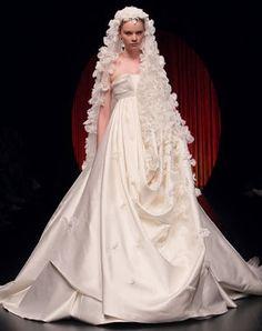 Childlike Empress - maybe it's a theme wedding?