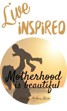 It is truly a wonder. Keep inspired with these motherhood affirmations.