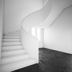 """145 Likes, 9 Comments - Greet Lefèvre (@belgianpearlsblog) on Instagram: """"Exceptional staircase design by Belgian Studio Straf. More unique Belgian design staircases , today…"""""""
