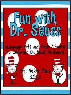 Full of math and literacy centers...print and you're ready to go! $6
