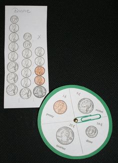 Leap Day Leap Year activities: FREE Leapin' to 29 Leap Day Coin Game. A fun way to review a penny, nickel, dime  quarter. Students choose a partner & race to achieve 29 cents first. I chose 29 as the number, because I designed this for a Leap Day activity, but you could use this any time plugging in different amounts for students to achieve.   Also includes a graphing extension.  Does strategy play a part?