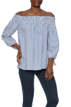 Tie Sleeve Top - main