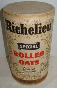 Richelieu Rolled Oats