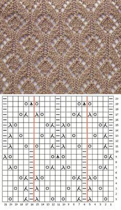 DIY Stricken sweater knitting pattern Bridal Jewelry - Don't just wear it for the wedding Article Bo Lace Knitting Stitches, Lace Knitting Patterns, Knitting Charts, Lace Patterns, Loom Knitting, Knitting Designs, Stitch Patterns, Loom Scarf, Giambattista Valli