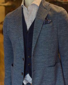 gunnaroye:   The Italian mix! Orian shirt,...