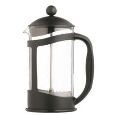 Kitchen Craft Le'Xpress Cafetiere with Glass Jug, 3 Cup, 350ml