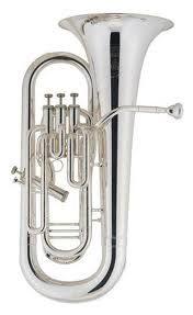 een kruising tussen saxofoon en trompet