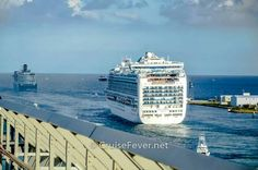 Bon Voyage! Let me book your next cruise at www.facebook.com/thecruiseprincess