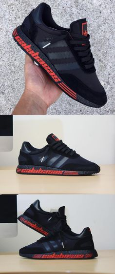 New dif sneakers Men S Shoes, Running Shoes For Men, Buy Shoes, Me Too Shoes, Adidas Iniki, Adidas Shoes, Shoes Sneakers, Stylish Clothes, Moda Masculina