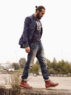 Christian Goran  #menswear  www.eff-style.com