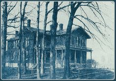 In 1878, a 13-year-old girl named Lurancy Vennum moved into the Roff Home for 100 days, with the unbelievable claim that she was being possessed by the spirit of Mary Roff, the Roff daughter who had died 13 years earlier