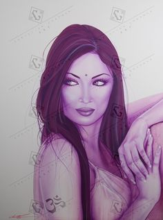 The prominent and talented #portrait #artist from #Australia named #Christian_Chapman offers an impressive and stunning catalog of #artwork designed with the modern and masterful use of hand #paintbrush and #airbrush for detailed brushstrokes and soft tonal elements. The image gallery has an amazing selection of artwork in beautiful colours, distinct sizes and unique designs.