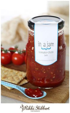 Tomato Jam from Biscuit Head
