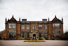 Arley Hall - Cheshire wedding venue #wedding venue