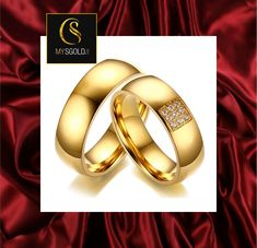 Gold Rings, Rings For Men, Wedding Rings, Engagement Rings, Jewels, Stuff To Buy, Men Rings, Jewelery, Commitment Rings