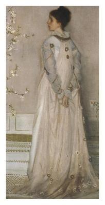 James McNeill Whistler, Mrs Frances Leyland.  Art Experience NYC  www.artexperiencenyc.com/social_login/?utm_source=pinterest_medium=pins_content=pinterest_pins_campaign=pinterest_initial
