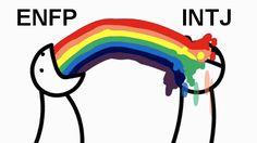 Ha! Taste the rainbow!