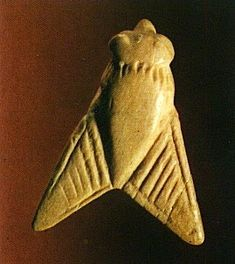 Seal in shape of a fly from Archanes, Crete The Stream of Time: The Minoans: Seals and Sealings