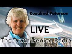 The Truth Denied - Rosalind Peterson LIVE INTERVIEW : U.S.NAVY goes to war on the oceans of our world! 11.7 million Mammals lives at stake!