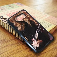 Taylor Swift Guitar Cute Samsung Galaxy S7 Case